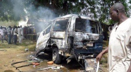 BOMB BLAST TARGETS MOTOR PARK IN NIGERIA, KILLS 18