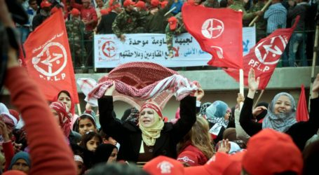 PFLP HOLDS UNRWA RESPONSIBLE FOR REFUGEES' SAFETY