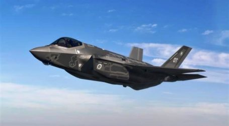 US ARMING ISRAEL WITH ADDITIONAL 14 STEALTH FIGHTERS