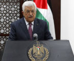Mahmoud Abbas Arrives in New York to Head Group of 77