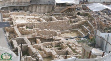 NEW ISRAELI TUNNELS IN SILWAN VILLAGE