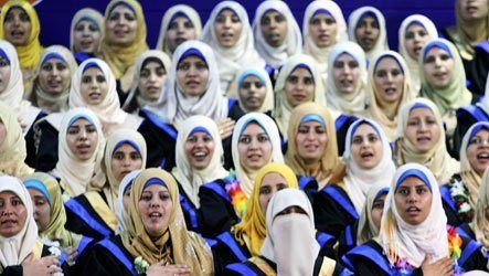 ISRAEL IS STILL BANNING GAZA STUDENTS FROM WEST BANK UNIVERSITIES