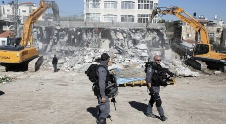 THE WORLD'S RABBIS CALL ON ISRAEL TO HALT DEMOLITION OF PALESTINIAN HOMES