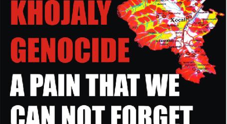 INDONESIAN GROUPS COMMEMORATES GENOCIDE IN AZERBAIJAN