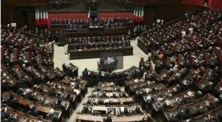 ITALIAN MPS TO VOTE ON RECOGNITION OF PALESTINE