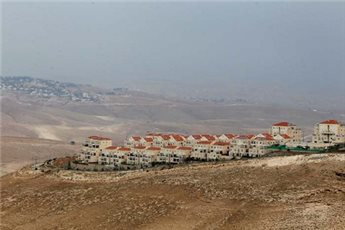 40 PERCENT RISE IN NEW WEST BANK SETTLEMENT HOMES IN 2014