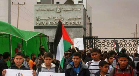 1000 GAZANS TRAPPED IN STRIP