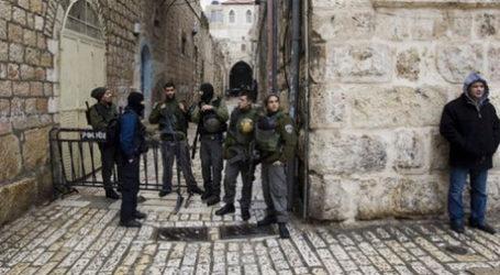 ISRAELI TROOPS KILL PALESTINIAN NEAR BETHLEHEM