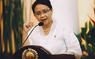 FM  MARSUDI DISCUSSES HUMAN RIGHTS PROTECTION IN ASEAN MEETING