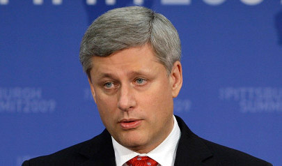 CANADIAN PM FLAWED FOR ANTI NIQAB COMMENT