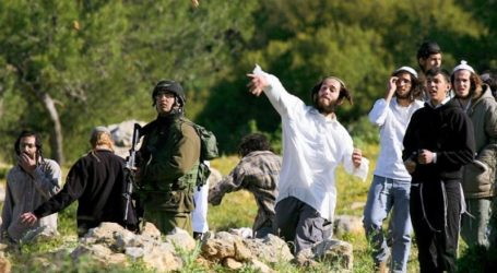 PALESTINIAN ESCAPES KIDNAP ATTEMPT BY JEWISH SETTLER IN NABLUS