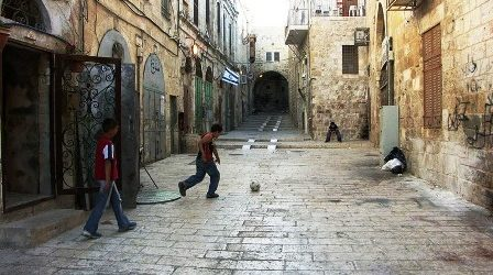 JERUSALEMITE COMMISSION: THE OLD CITY OF JERUSALEM IS ABOUT TO COLLAPSE