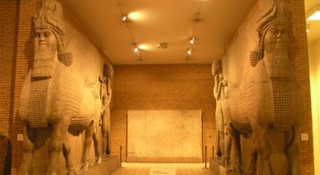 ISIL ATTACKS IRAQI ANCIENT SITE OF KHORSABAD: OFFICIAL