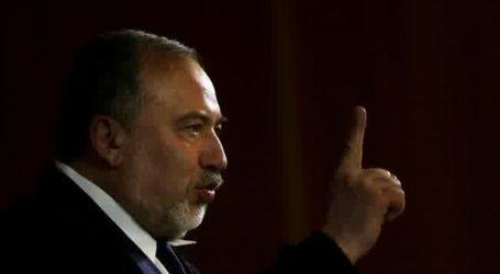ISRAEL'S LIEBERMAN CALLS FOR BEHEADING OF ARAB ISRAELIS