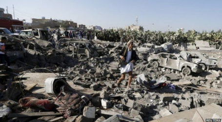 HOUTHIS VOW TO REPEL SAUDI STRIKES