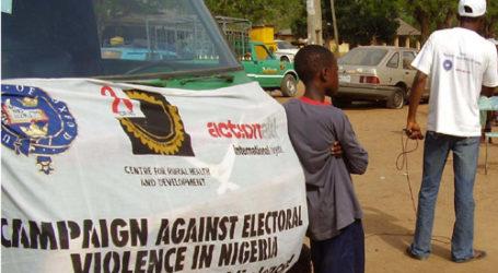 NIGERIA MUSLIM BODIES URGE FASTING, PRAYERS