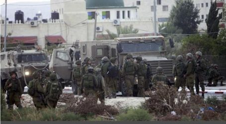 ISRAELI FORCES SHOOT, INJURE YOUNG PALESTINIAN IN WEST BANK