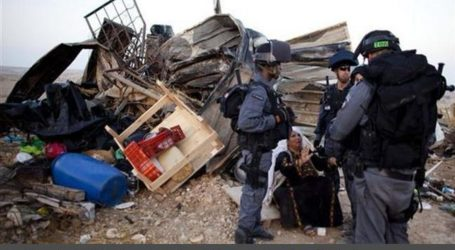 ISRAEL DESTROYS THOUSANDS ACRES OF CROPS IN PALESTINE