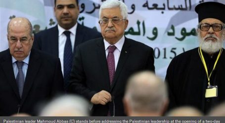 ABBAS CENSURES ISRAEL 'GANGSTER' REGIME OVER TAX MOVE