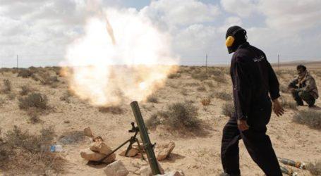 LIBYA MORTAR ATTACK KILLS TWO, INJURES SEVEN IN BENGHAZI: REPORT