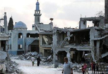 UN ENVOY URGES ISRAEL TO INVESTIGATE CIVILIAN DEATHS DURING GAZA WAR