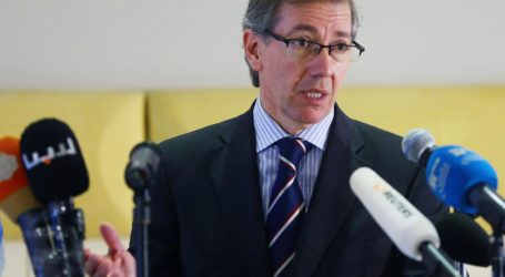 UN ENVOY SAYS LIBYA TALKS WILL CONTINUE DESPITE CLASHES