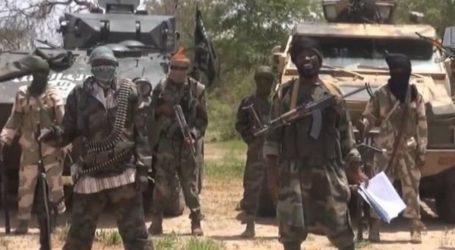 NIGERIA'S BOKO HARAM PLEDGES ALLEGIANCE TO DAESH