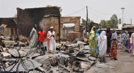 BOKO HARAM OVERRUNS NORTHEASTERN NIGERIAN TOWN, KILLS 11