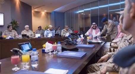 SAUDI AND ARAB ALLIES BOMB HOUTHI POSITIONS IN YEMEN