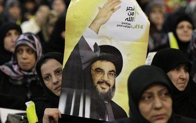HIZBULLAH, IRAN REMOVED FROM U.S. TERROR LIST