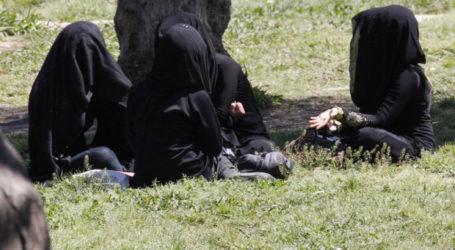 ISLAMIC STATE RECRUITS SYRIAN WOMEN IN AL-BAB