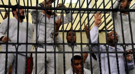 EGYPT GIVES 22 MORSI SUPPORTERS DEATH PENALTY
