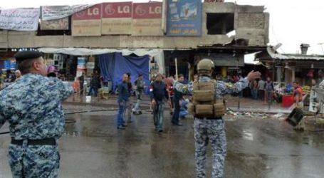 BOMBING, SHOOTING ATTACKS KILL 17 IN IRAQI CAPITAL