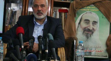HAMAS AND ISLAMIC JIHAD LEADERS MEET IN GAZA
