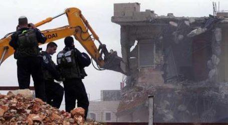 ISRAEL DESTROYED 18 ARAB HOUSES IN THE NEGEV LAST WEEK