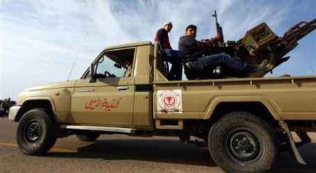 12 TRIPOLI-BASED MILITIAS KILLED DURING CLASHES WITH ISIL
