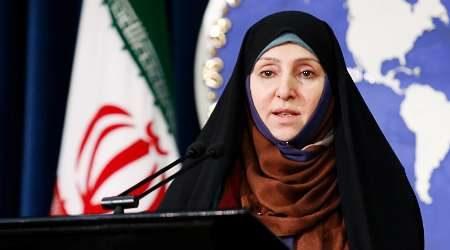 IRAN DENIES SENDING ARMS TO YEMEN