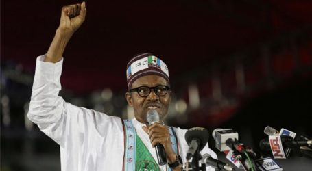 OPPOSITION PARTY DECLARES VICTORY IN NIGERIA ELECTION