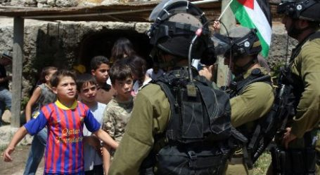 ISRAELI FORCES SHOOT 30 PALESTINIAN CHILDREN SINCE START OF YEAR