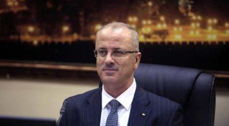 ISRAEL STOPS PALESTINIAN PM ENTERING JERUSALEM