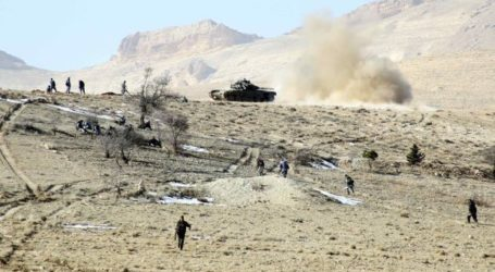 HEZBOLLAH COMMANDER KILLED BY SYRIAN OPPOSITION FORCES IN ZABADANI