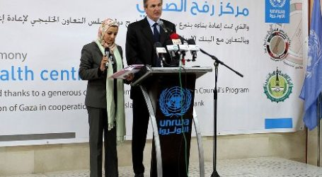 ISRAELI BLOCKADE OF GAZA OPENS DOOR FOR 'NEW WAR' : UNRWA