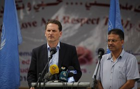 UNRWA CALLS ON DONOR COUNTRIES TO HONOR FINANCIAL PLEDGES