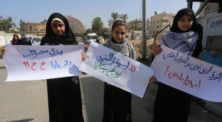 OVER 34,000 GAZAN WOMEN DISPLACED SINCE ISRAELI ONSLAUGHT : NGO