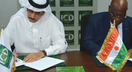 NIGER, ICD SIGN AGREEMENT FOR ISLAMIC BOND PROGRAM