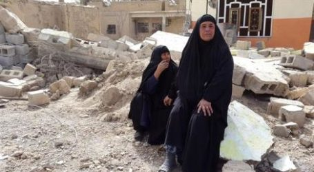 VIOLENCE UPROOTS 28,000 IRAQIS IN TIKRIT: UN