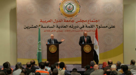 MEETINGS ON FORMING JOIN-ARAB FORCE TO START SUNDAY: SOURCES