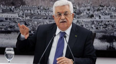 PA AWAITS ABBAS DECISION TO STOP COORDINATION WITH ISRAEL