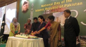 PAKISTAN AND INDONESIA BOND IN ITS 75TH NATIONAL DAY