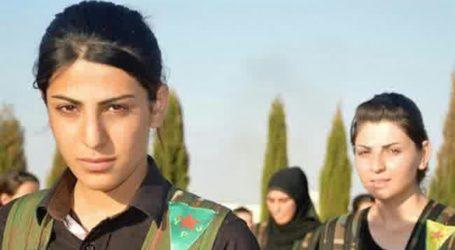 GERMAN WOMAN KILLED FIGHTING ALONGSIDE KURDS IN SYRIA